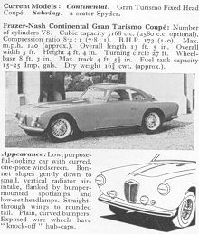 1963 Observers book of motorcars. This is te whole page, you can clip it down.