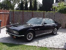 1970 DBS V-8 (right hand drive).