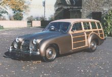 1985 Photo of Allard P2 Safari.