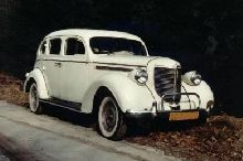 1938 Chrysler Royal C18,