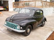 1949 Morris Minor MM-Series lo-lite