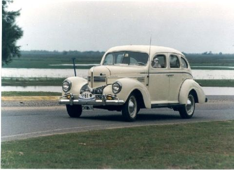 chrysler 1939 C22
