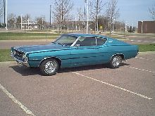 1968 Ford Torino GT