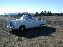 LUE is a 1957 MB 220S