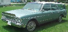 This is a 1963 Rambler 990 Five Door Wagon that we recently recieved on consignment and have placed on Ebay Motors for sale.