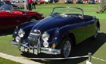 Jaguar XK 150 S 3.4 litre O.T.S.