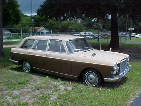 1967 Vanden Plas Princess 4 Litre R Estate Car By Harold
