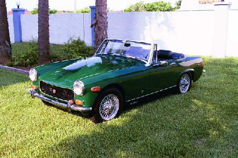 My 1970 Mg Midget - all original!