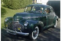 1941 Chevrolet Master Deluxe 5-passenger Coupe