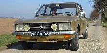 My 1974 VW K70, (Hellas) braun, 75hp engine. Greetings to all VW K70 enthusiasts in the world.