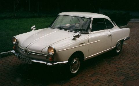 This was my restored NSU Sport Prinz 1967.