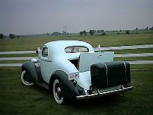 1935 Oldsmobile Sport Coupe  Cdn model