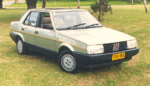 Regata 100S 1985 - owned by me from 1988 to 1991 in Sydney, Australia.