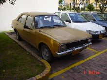 The Hillman Avenger was  built and sold in Colombia as Dodge 1500 (1.500 cc engine) and Dodge Polara (1.800 cc engine) between 1973 and 1980. There are still a good number of them on the streets.  Thi