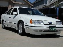 this is my 1990 Ford taurus SHO. i  been having this car 3 years now. as you'll know ( sho owners) this are th fastest sport sedan that made by ford with the powerful and fast engine powered by YAMAHA