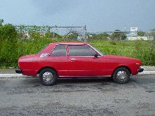 My car is datsun 160j 1981