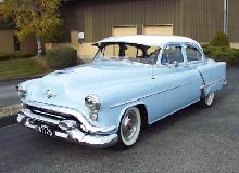 1953 Oldsmobile Super 88 with optional 303.75