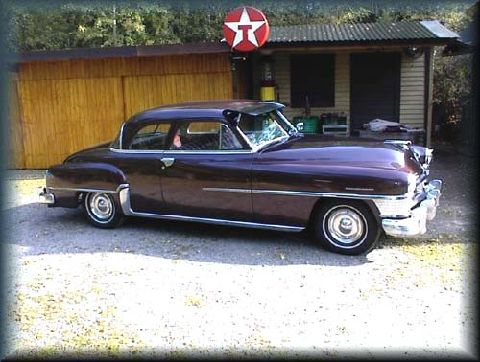 Chrysler New Yorker Highlander Club Coupe