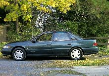 a picture of a green 92 - 95 sho.