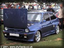 what you can do with a mk1 fiesta