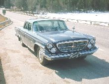 Chrysler New Yorker 1962
