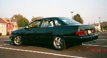 this is an gen 1 taurus SHO year 1989