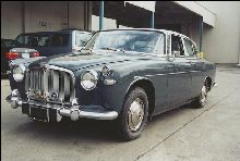 Rover P5 3 litre MK II coupe (automatic) 1965