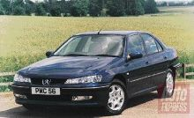 this is a picture of a peugeot 406 hdi saloon
