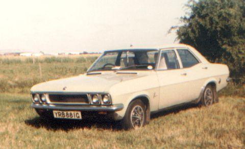 Vauxhall Victor Fd 1600 Super Vehicle Summary Motorbase