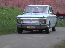 This Typ110 has been produced in 1966. This is one of the first with a 1,1 litre engine.