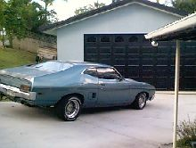 1976 Ford Falcon Hardtop Coupe V8 (302 with 351 kit) FMX gearbox 9