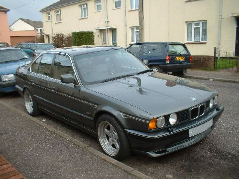 Bmw 5 Series 1988 Picture Gallery Motorbase