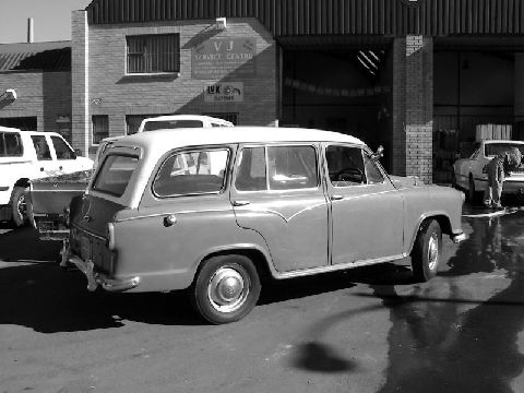 Morris Oxford IV