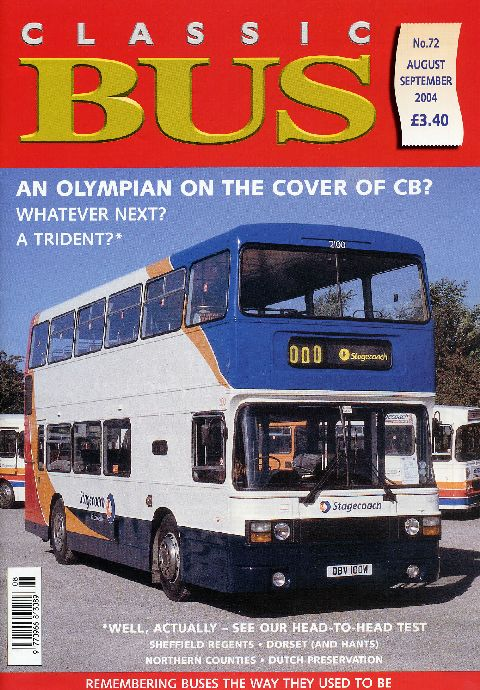 Classic Bus August/September 2004