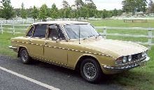 Triumph 2500TC Saloon/Estate
