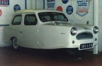 Reliant Regal I-VI