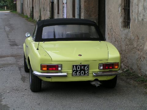 Fiat 124 Spider - Picture Gallery - Motorbase