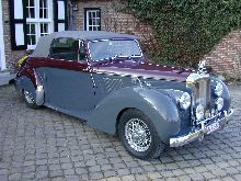 Alvis TC21/100 Grey Lady