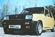 5 Gordini Turbo