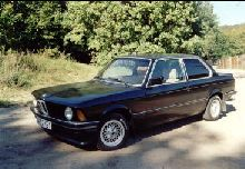 BMW 3-Series (four cylinder)