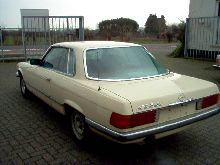 Mercedes-Benz 350 SLC/450SLC Coupe