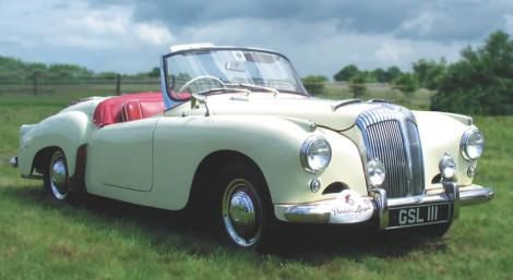 Daimler Conquest Roadster