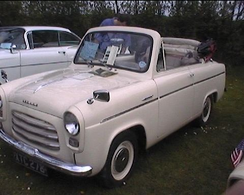 Ford Anglia 100e Picture Gallery Motorbase