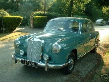 Mercedes-Benz 220S Saloon