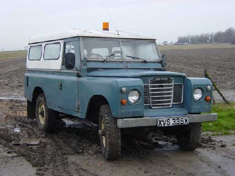 Land Rover Land Rover SIII