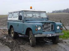 Land Rover SIII