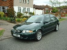 MG ZS 4 Dr Saloon