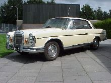 Mercedes-Benz 300SE Coupe