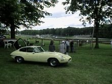 Jaguar E-type 4.2 litre Coupe