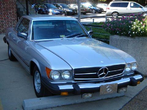 Mercedes benz 350 slc 450slc coupe motorbase for Mercedes benz 350 slc